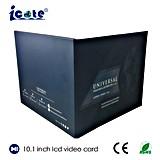 Mattleの接着剤が付いている10.1インチLCD Videopak