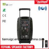 F22L Sistema de megafonía exterior parte recargable colorido escenario DJ potente altavoz Bluetooth carro
