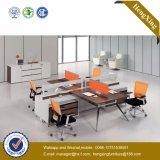 La Cina ha personalizzato le forniture di ufficio di legno della stazione di lavoro del MDF (HX-TN157)