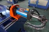 Гибочная машина завальцовки трубы CNC Dw50cncx3a-2s с 2 языками