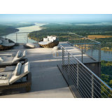 Рельсовая система Railing загородки/нержавеющей стали балкона/кабеля