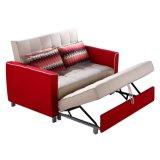 Le plus défunt sofa de tissu Cum le modèle de bâti