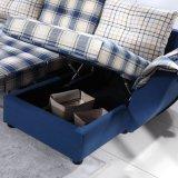 L-förmiges Sofa-Multifunktionsbett mit grosser Speicherung