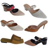 Boucle décorative de chaussure en métal pour des chaussures de dames
