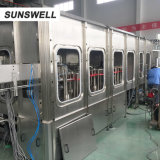 Constructeur aseptique de machine de remplissage de jus de bouteille complètement automatique d'animal familier