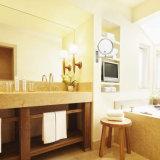 Salle de bains murale bras de pivotement 3X loupe de miroir de maquillage (MO-8F-W)