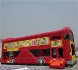 Selva inflable Gorila Buss Diapositiva, China, fábrica de inflables