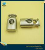 의류를 위한 졸라매는 끈 걸쇠 마개를 위한 아연 합금 금속 코드 끝