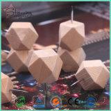 25mmホーム装飾のための元の木押しPinの多角形ヘッドクラフトのマップの親指鋲