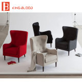 판매를 위한 현대 싼 거실 침실 단단한 나무 의자 안락 의자