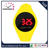Silikon-Uhr innerhalb 13 Farben, Kind-Silikon-Uhr, Gelee-Uhr (DC-278)