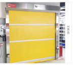 速いファブリックローラーのドアの電気産業