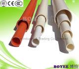 Belüftung-elektrisches Kabel-weißes oder graues Farben-Rohr-Rohr