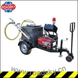 Tipo máquina do reboque da selagem da rachadura da manutenção do asfalto