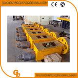 GBQQJ-2500C hydraulisch auf und ab multi Schaufel-Steinscherblock
