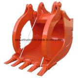 La excavadora hidráulica Rsbm pulgar de la cuchara