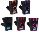Поднятие тяжестей половинной крышки противоюзовое пригодное для носки резвится перчатки