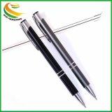 Pen van het Metaal van de Gift van de bevordering de Plastic met het Embleem van de Laser