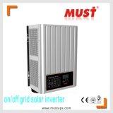 ハイブリッド太陽インバーター4000watt 48VDCを離れたのpH3000
