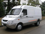 Carro del camión de Van 2t Refrigerated del refrigerador de Iveco