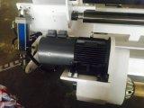 Rilevazione in linea macchina ausiliaria di plastica automatica di riavvolgimento di controllo della pellicola