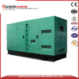 Stazione del generatore di potere del combustibile diesel di Sdec 300kw 375kVA