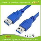De Kabel USB 3.0 van de Uitbreiding USB