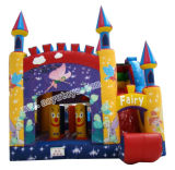 Fée Combo château gonflable Jumping Bouncy Castle