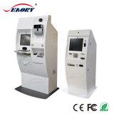 19-дюймовый TFT дисплей билет торговые автоматы киоск с цифровой динамик