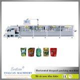 Poudre horizontale Doypack automatique Machine de remplissage