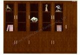 현대 나무로 되는 사무실 Furniturefile 채우는 내각 & 책장 (BL-W053)