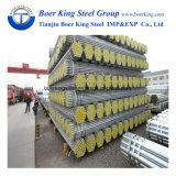 Beste voor de Uitvoer GB, BS, de ASTM Gegalvaniseerde Buis van het Staal