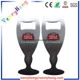 Apri su ordinazione promozionale della bottiglia da birra del ricordo del metallo di sublimazione