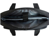 14 polegadas portátil Handbag&#160 do saco do negócio de computador do ombro de 15.6 polegadas único;