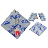 Movimentação nova do flash do USB do modelo do preservativo da promoção