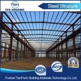Montaggio del magazzino di Desige della struttura d'acciaio della portata di lunga vita da vendere