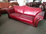 Da mobília ajustada da sala de visitas do sofá mobília de couro moderna do sofá de /Office do sofá