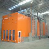 Btd-15-50-C-O-1 Revêtement en poudre économique cabine de peinture de la machine