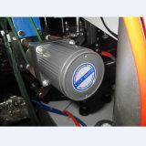 Máquina de carimbo quente de couro pneumática da folha da tabela Tam-90-5 giratória para a borracha, plásticos, madeira, papel