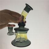 Olio di vetro nero del tubo di fumo del tubo di acqua con il prezzo di fabbrica
