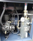 7.5kw 7-12.5bar電気オイルによって油を差される回転式ねじ空気圧縮機