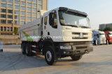 No. 1 carro de vaciado máximo pesado vendedor caliente del descargador del camión del volquete del deber de la fábrica de Dongfeng