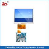 7 ``전기 용량 접촉 스크린 위원회를 가진 800*480 TFT LCD 전시 화면