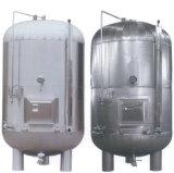 Réservoir en acier inoxydable Fermantation Storge cuve de mélange pour industrie alimentaire