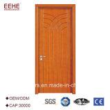Puertas industriales de las puertas del panel de madera del diseño