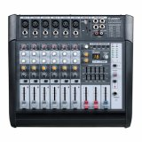 6 Dual Band e 48V phantom Power Mixer Digital