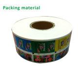 Les wrappers de cire interne pour l'intérieur de l'emballage de bonbons
