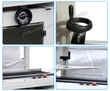 Het automatische Knipsel van de Hitte & krimpt de Machine van de Verpakking voor Vaatwerk (FQL450A+BS4522N)