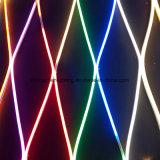 세륨 220V 크리스마스 LED 네온 밝은 자주색 빛 8*16mm