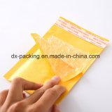 Sacchetto di colore giallo del sacchetto dell'involucro di bolla della busta della bolla del sacchetto dell'involucro di bolla del sacchetto di bolla del documento di Brown